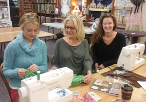 Orange County Sewing Lessons