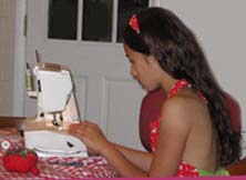 Sewing Lessons 714-376-2648